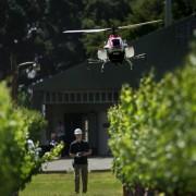 drone agricultura tomas aereas