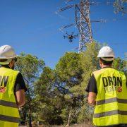 inspeccion de instalacioens dron